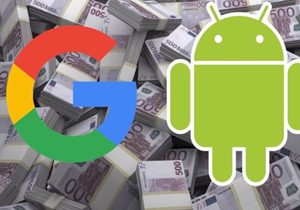 Google fined a record $5 billion by the EU for Android antitrust