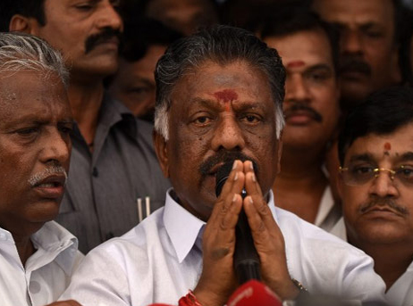 High Court Questions Why No Probe Started Against O Panneerselvam