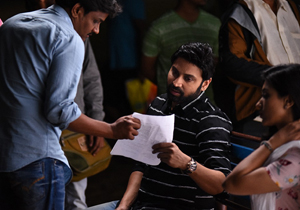 Idam Jagat Movie Working Stills
