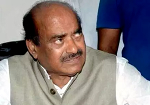JC Diwakar Reddy Not Attend for debate on No Confidence Motion in Parliament