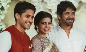 Naga Chaitanya And Samantha Take Responsibility of Annapurna Studios