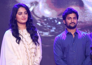 Nani Crucial Role in Anushka Film