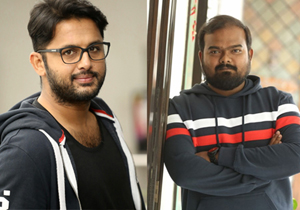 Nithin And Venky Kudumula Bheeshma Movie Launch
