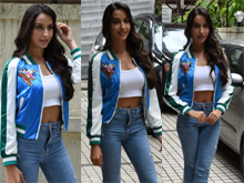Nora Fatehi New Stills