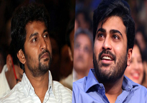 Sharwanand And Nani For Indraganti Mohan Krishna Multi Starrer