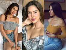 Sonam Bajwa New Photos