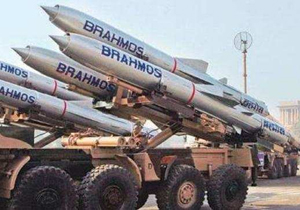 Supersonic cruise missile BrahMos successfully test fired