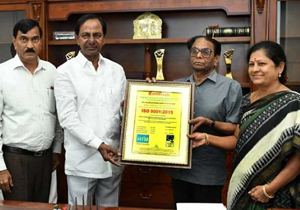 Yadadri temple obtains first ever ISO certification