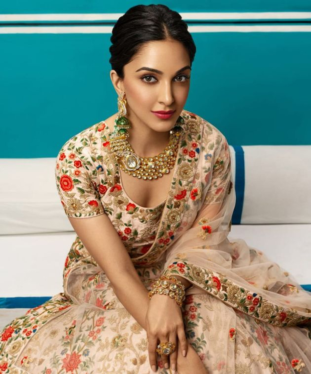 Kiara Advani Photo Shoto for Wedding Asia Photos
