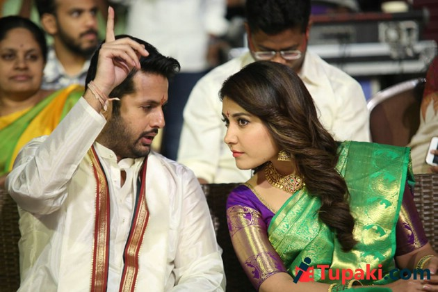 Srinivasa Kalyanam Movie Audio Launch Photos