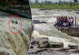 11 Dead in Shivpuri Flash Flood, 45 Saved as Rescue Ops Continue