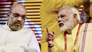 Election Commission Gives Shock to Narendra Modi and Amit Shah over Jamili Elections