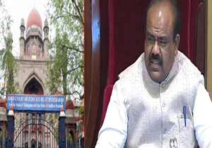 High Court issues show-cause notice to TS Speaker