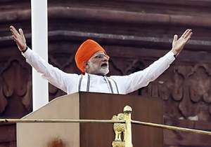 India to launch first manned space mission by 2022 Says Narendra Modi