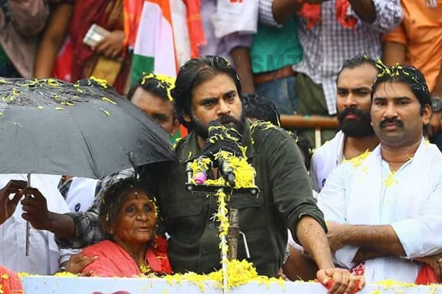 Pawan Kalyan released Manifesto Vision for forthcoming 2019 Elec