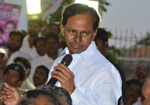 KCR Allotted Lands For Political Parties in Telangana State