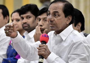 KCR To Contest from Nalgonda District in Next Elections