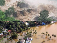 Kerala Floods Exclusive Pics