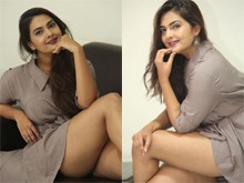 Neha Deshpande Latest Photos