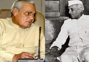 One day this young man will be PM: Nehru on Vajpayee