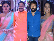 Rajasekhar Sister Son Engagement Photos