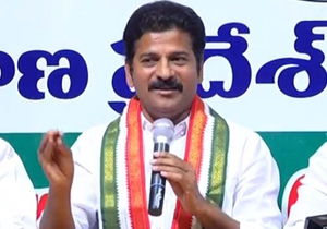 Revanth Reddy Reply to KCR and KTR Comments on Rahul Gandhi