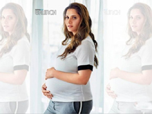 Sania Mirza And Her 7 Month Old Baby Bump Photos