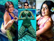 Shenaz Treasury Instagram Photos