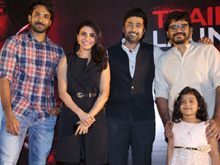 U Turn Movie Trailer Launch Photos