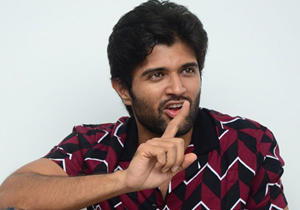 Vijay Deverakonda Not Responds on about His Brother Tollywood Debut