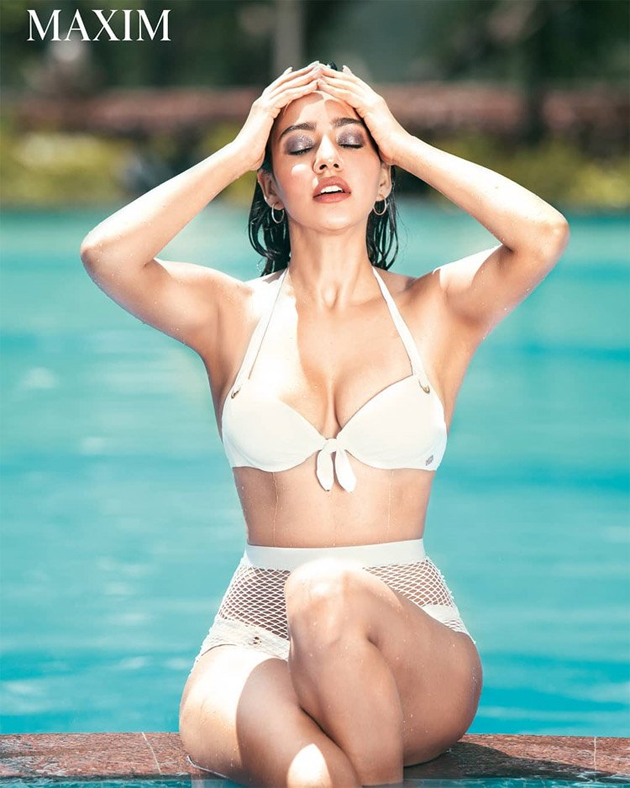 Neha Sharma PhotoShoot For MAXIM