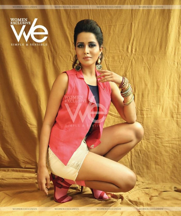 Raiza Photo Shoot for WE
