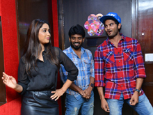 Nannu Dochukunduvate Movie Song Launch At Red FM