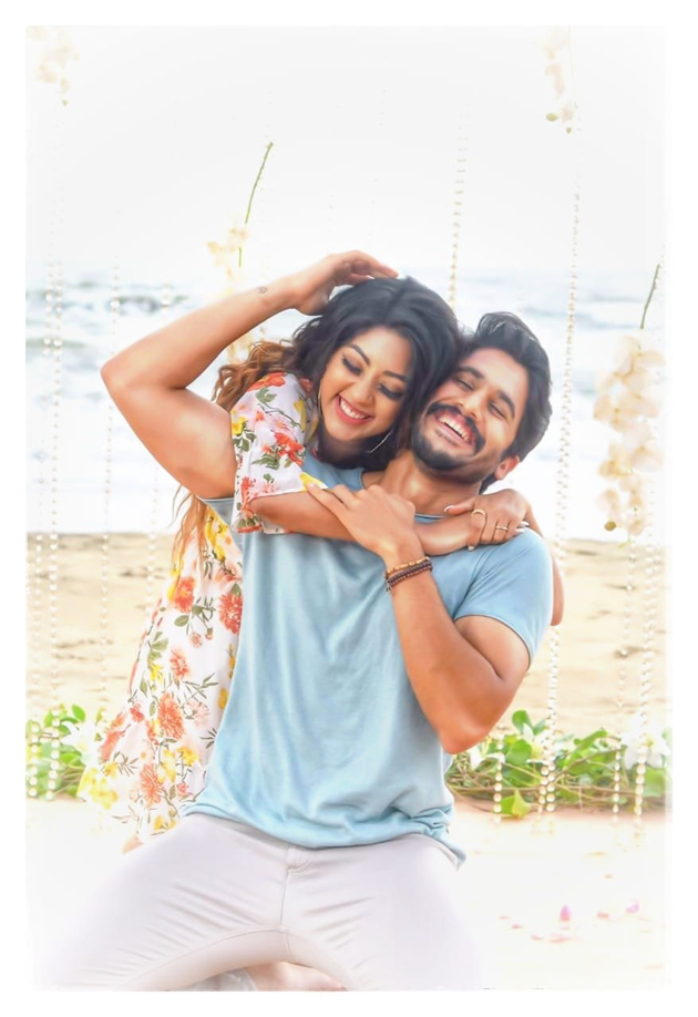 Naga Chaitanya Sailaja Reddy Alludu Movie Photos