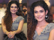 Aakanksha Singh At Devadas movie music Party Photos