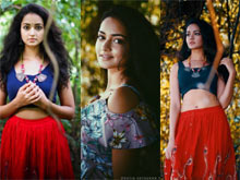 Actress Shanvi Srivatsava Pictures