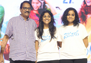 Ashwini Dutt became emotional mentioning about his daughters