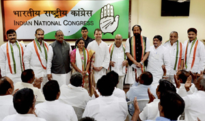 Congress constitutes 9 committees for poll-bound Telangana
