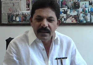 Former MP Ramesh Rathod Resigns From the TRS Party