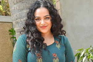 Nithya Menon As Savitri In NTR Biopic