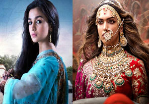 Padmavati And Raazi Movies Entry in Oscar 2019