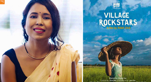 Rima Das Village Rockstars is India Official Entry to Oscars 2019 Dhunu, a girl