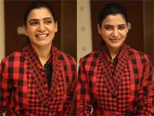 Samantha At U Turn Press Meet Photos