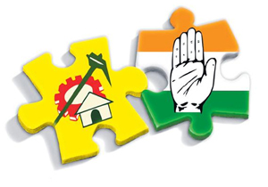 TDP Alliance With Congress Party in Telangana State Effect in andhra