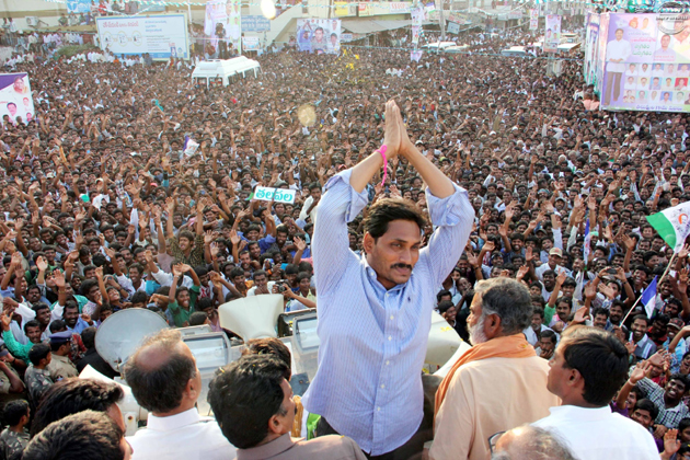 43 per cent people want Jagan Mohan Reddy as next Andhra CM
