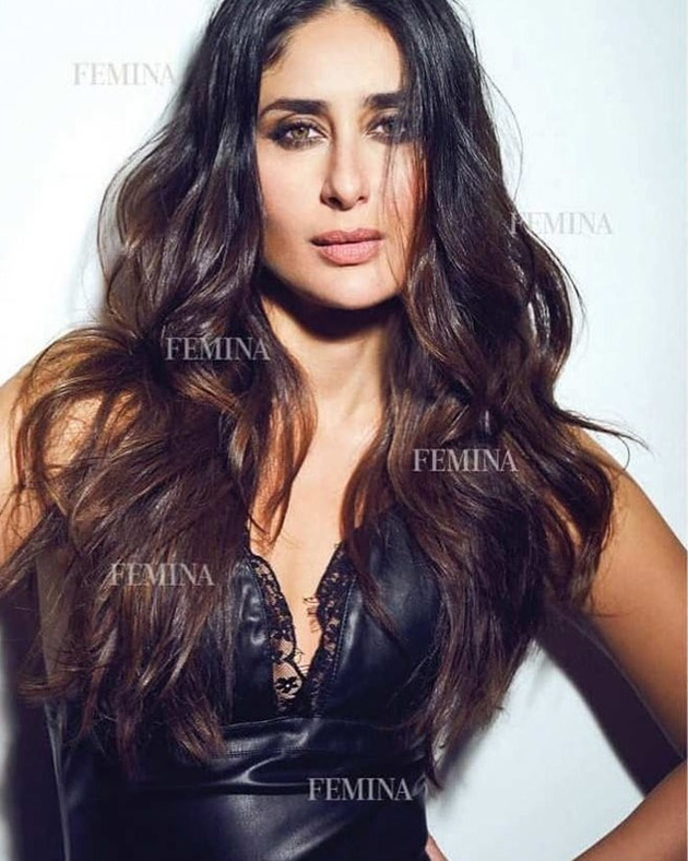 Kareena Kapoor Poses for Femina Photos