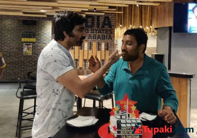 Srinu Vaitla Birthday Celebrations