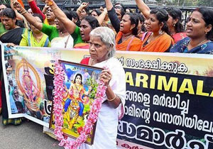 BJP Using Sabarimala Issue to Stabilize in South India