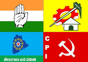 CPI Demands Congress Party for Seats in Telangana