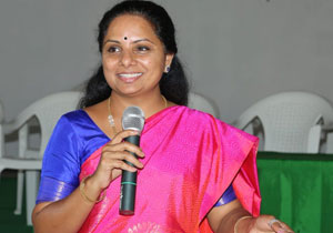 Google Not Responding to TRS MP Kavitha In Bathukamma Google Doodle Request